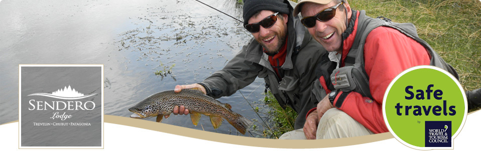 Fly Fishing Lodge in Patagonia